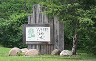 White Oak Lake, Germantown Hills, Illinois